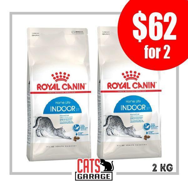 [BUNDLE PROMO] - Royal Canin® - Home Life Indoor 27 - 2kg