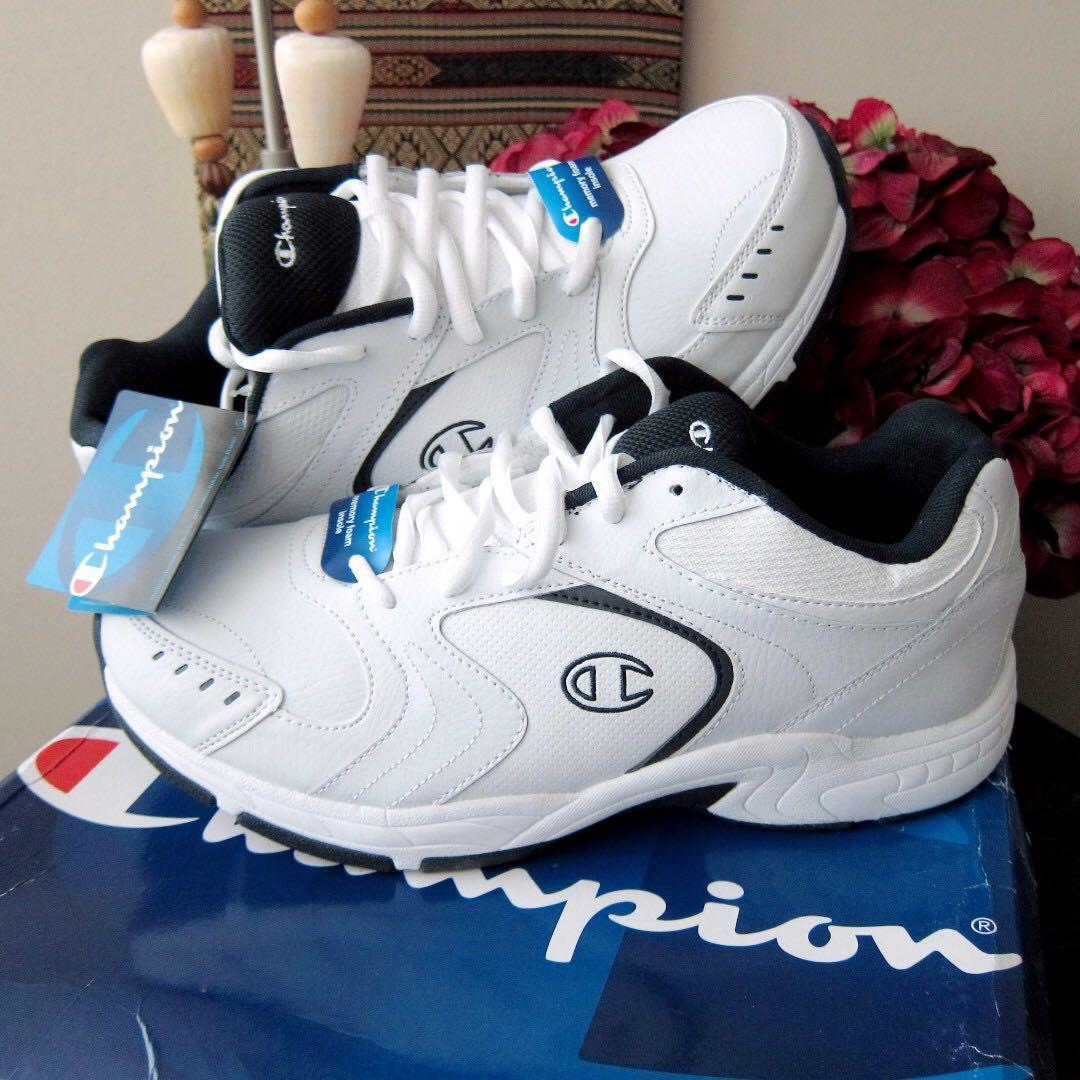 Prime White Cross Trainer Sneaker Shoe