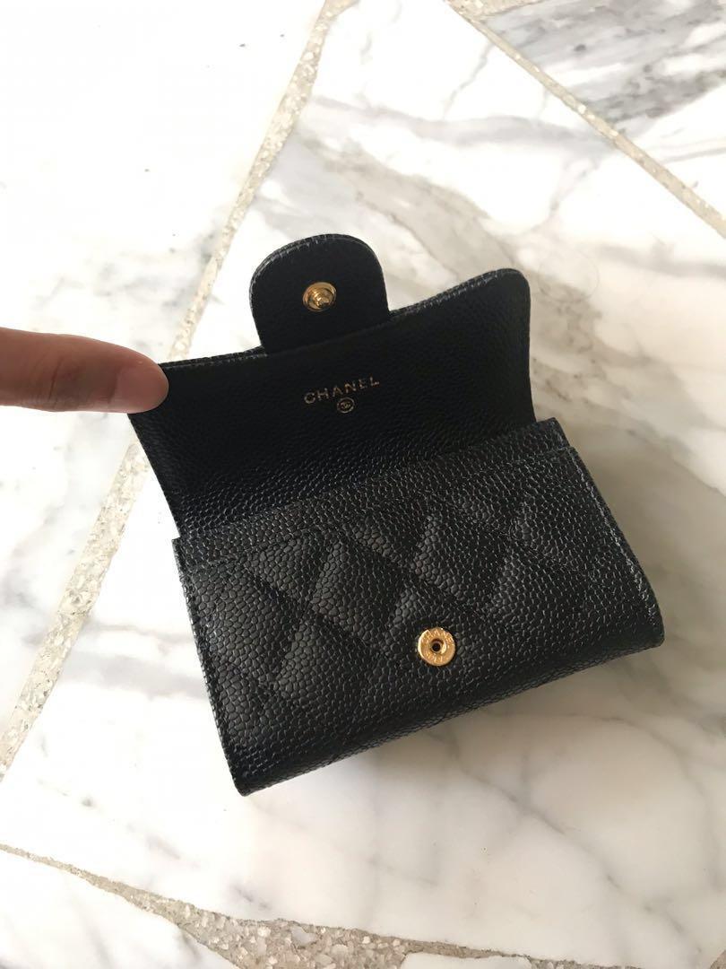 Chanel Flap Card Case/Cardholder