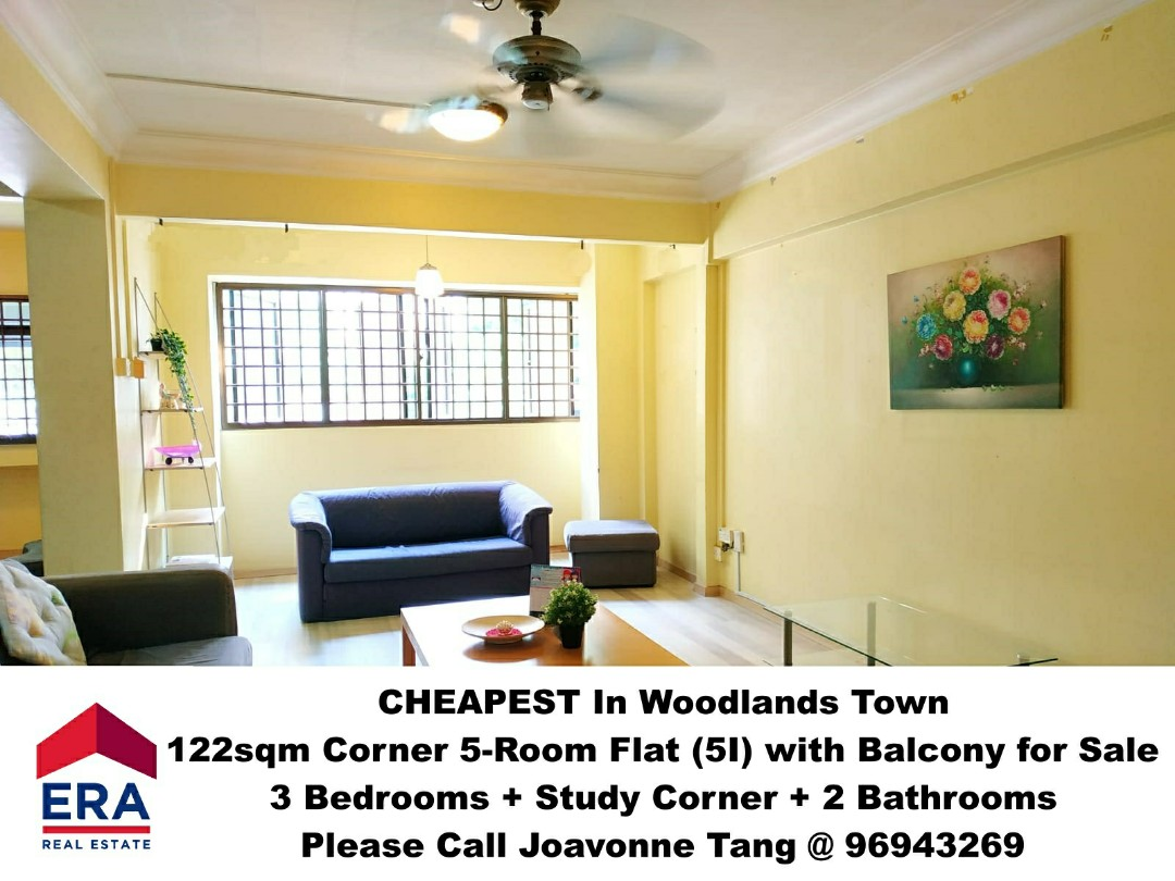 Cheapest In Woodlands Town Corner 5i for Sales
