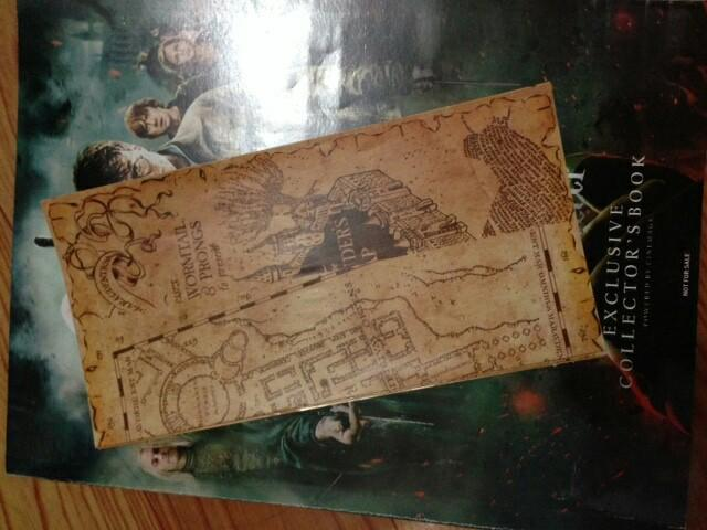 Collector's book harry potter