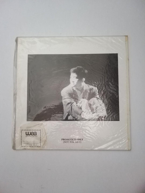 Danny 陳百強 一生何求 白版黑膠唱片 LP