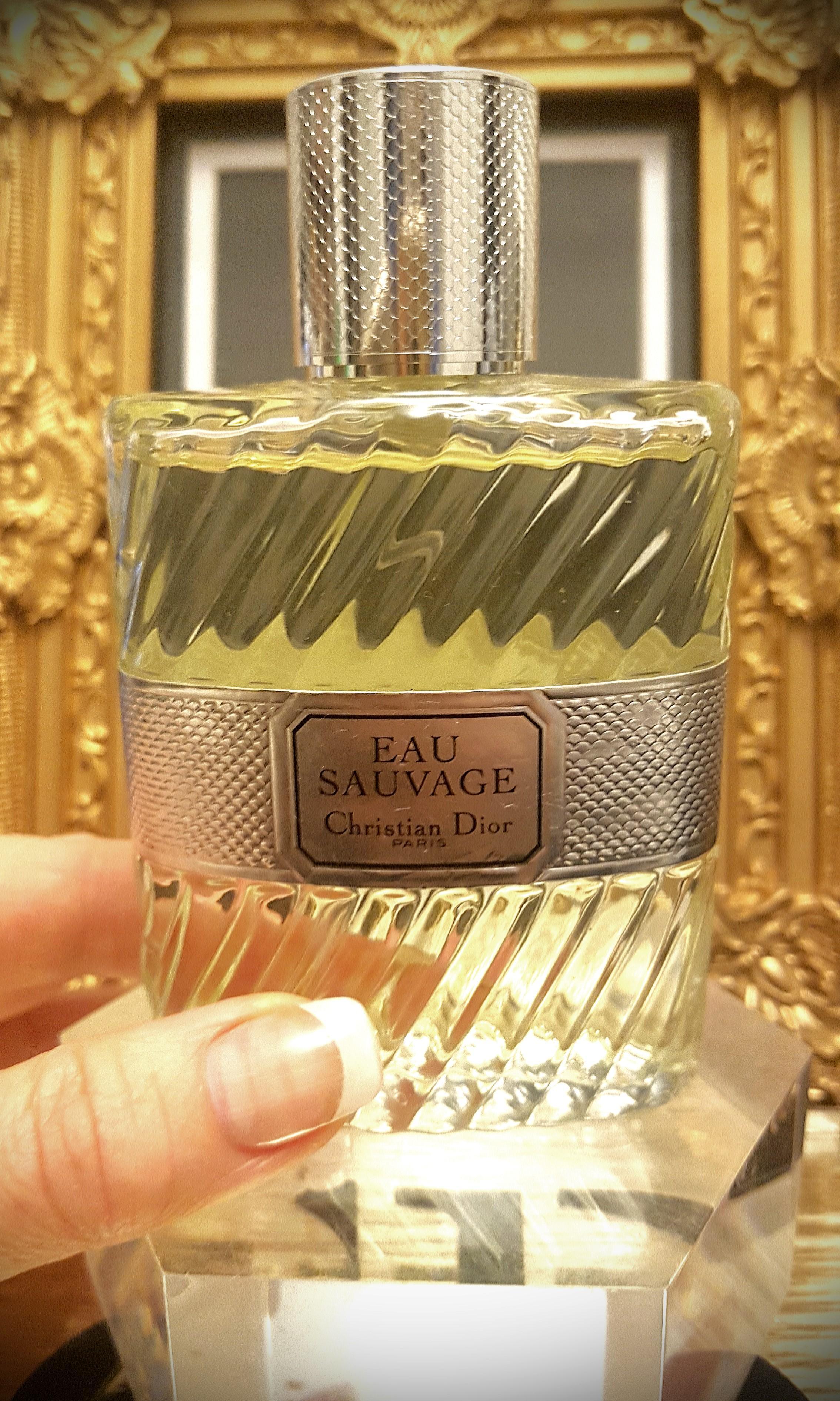 EAU SAUVAGE by DIOR 100ML