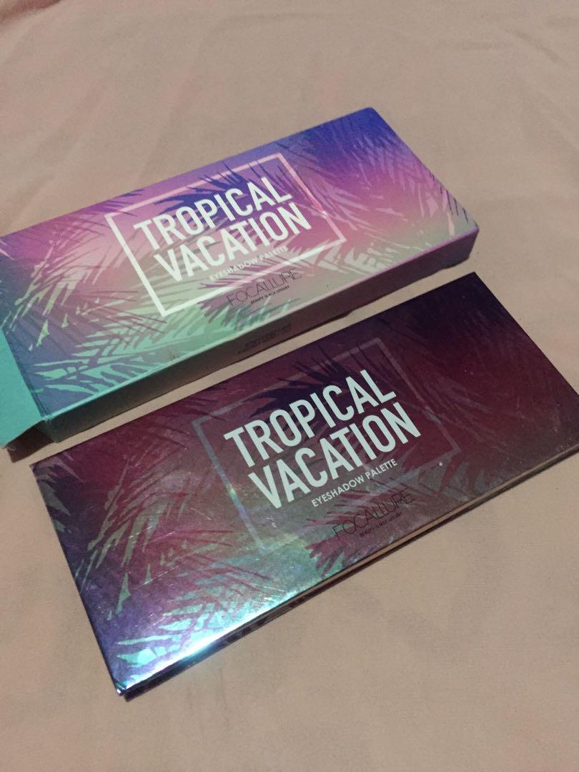 Focallure tropical vacation eyeshadow