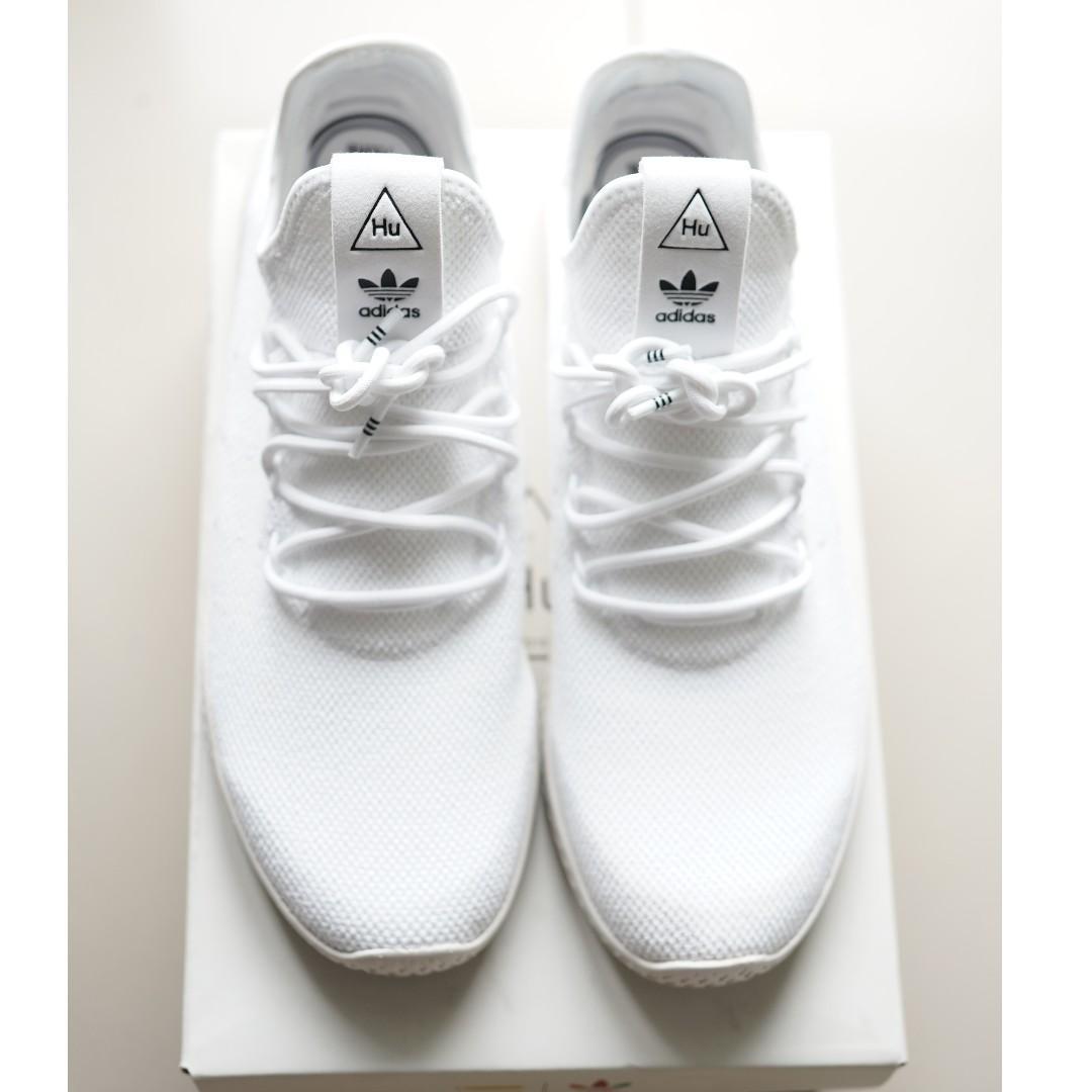 For Sale Adidas Pharell Williams Tennis Hu White
