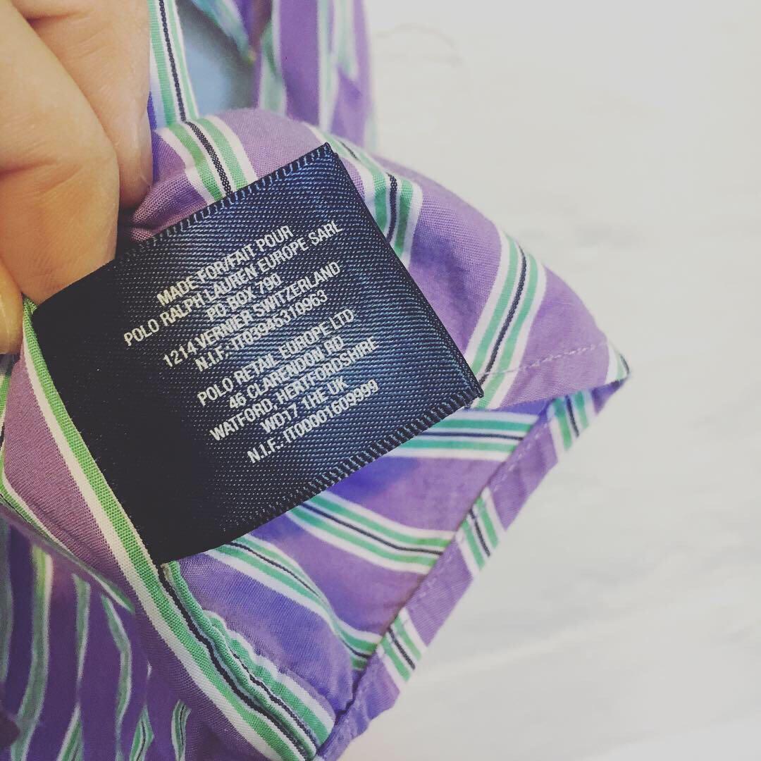 Genuine Ralph Lauren Children's Formal Button Down | Size 2