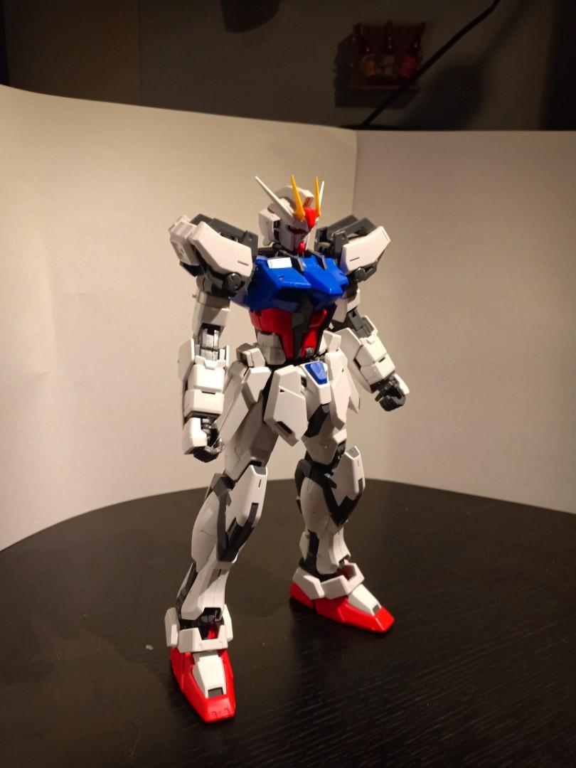 Gundam AILE strike MG O.M.N.I Enforcer