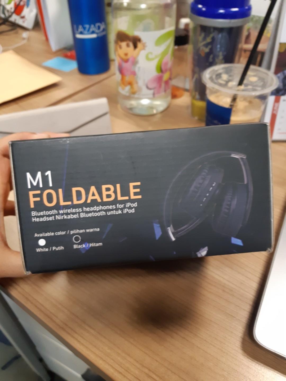 Headphones, Rexus, M1 FOLDABLE