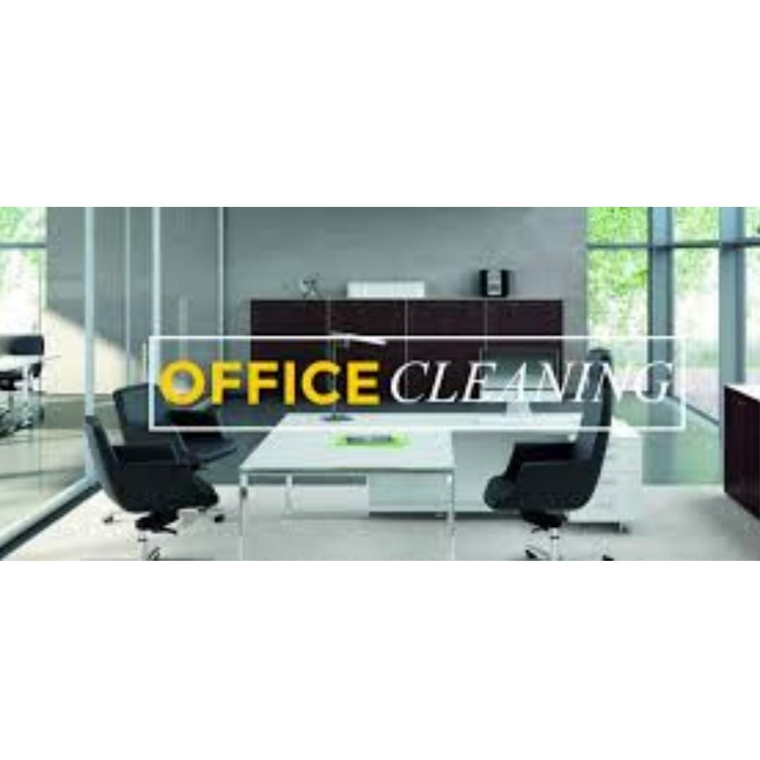 Hiring Office Cleaner at Tampines area