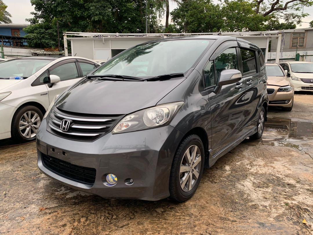 HONDA FREED 2008