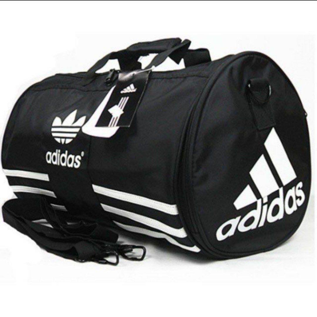 3302f0b86b6a24 INSTOCKS) Limited Edition Authentic Adidas Duffle Gym Bag, Women's ...