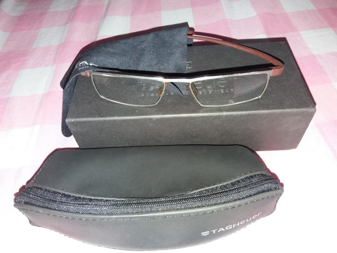 Kacamata TAG heure fullset