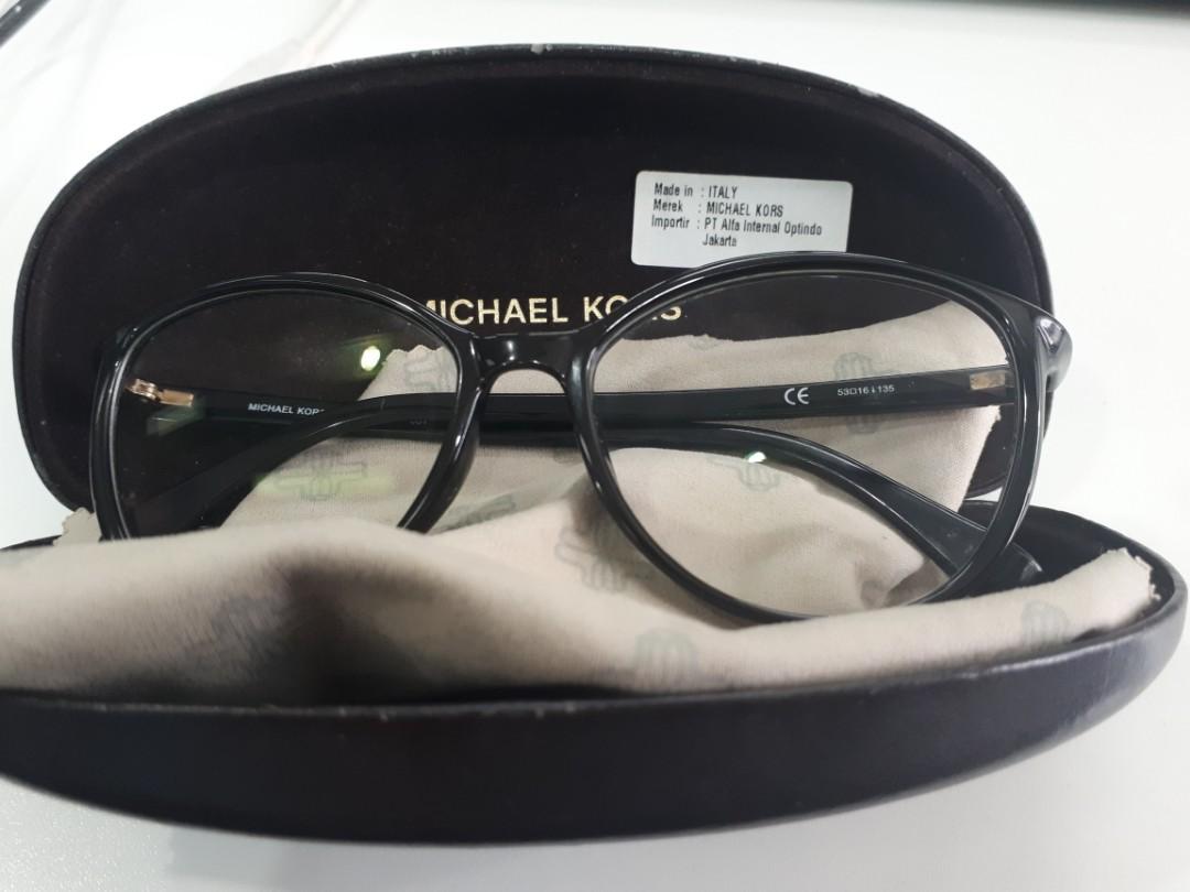 Kacamata Minus Silinder Michael Kors MK830 001 Optik Melawai #BAPAU