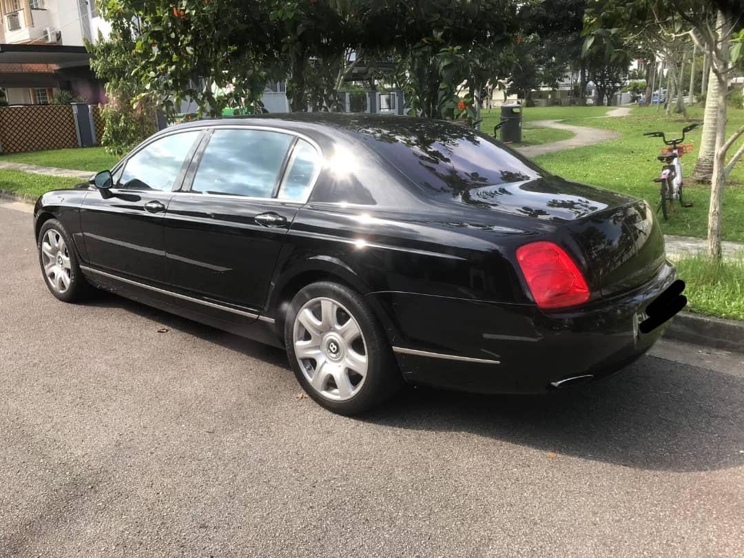*KERETA SINGAPORE*🇸🇬🇸🇬🇸🇬 *JOIN GROUP WASAP 10👇* https://chat.whatsapp.com/BkaPNgW5vyw4Ngs1ATuQtj  BENTLEY FLYING SPUR 6.0 RM 95 000 JB Wasap.my/60126373536 *WANT SELL BACK YOUR SCRAP CAR?LET ME HELP😊*