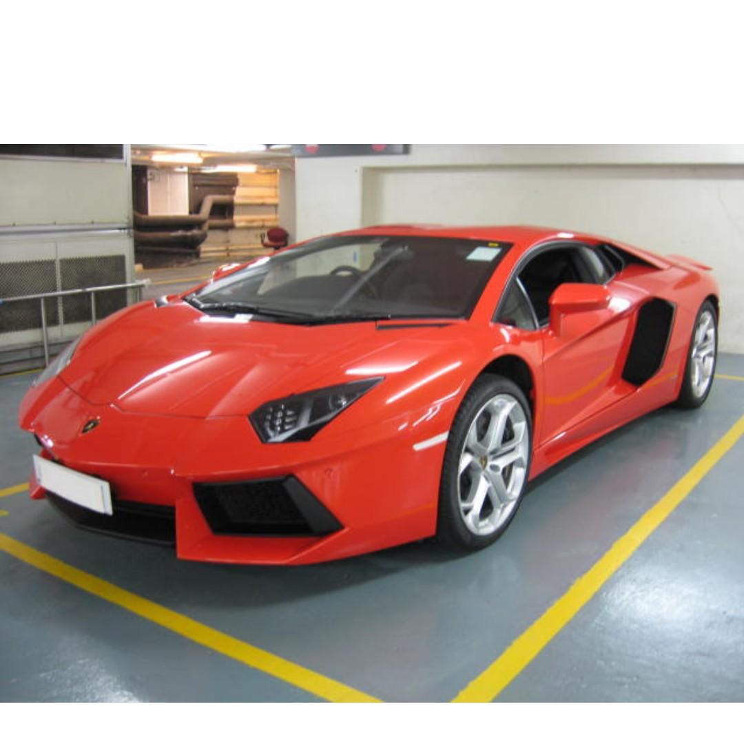 16 LAMBORGHINI Aventador LP700-4 $4.28M