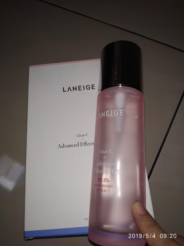 LANEIGE CLEAR C  ADVANCED EFFECTOR_EX