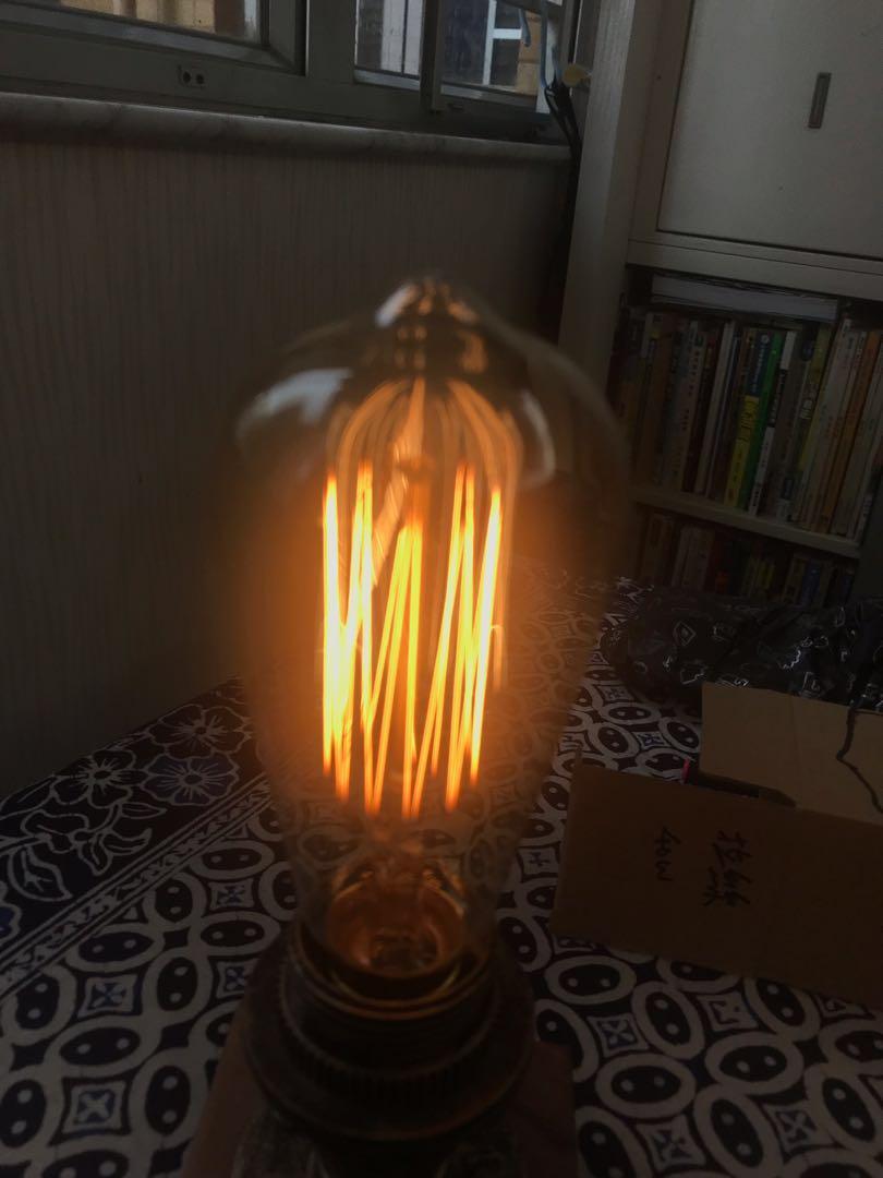 Light bluds ($500 for 4 different light bulds)