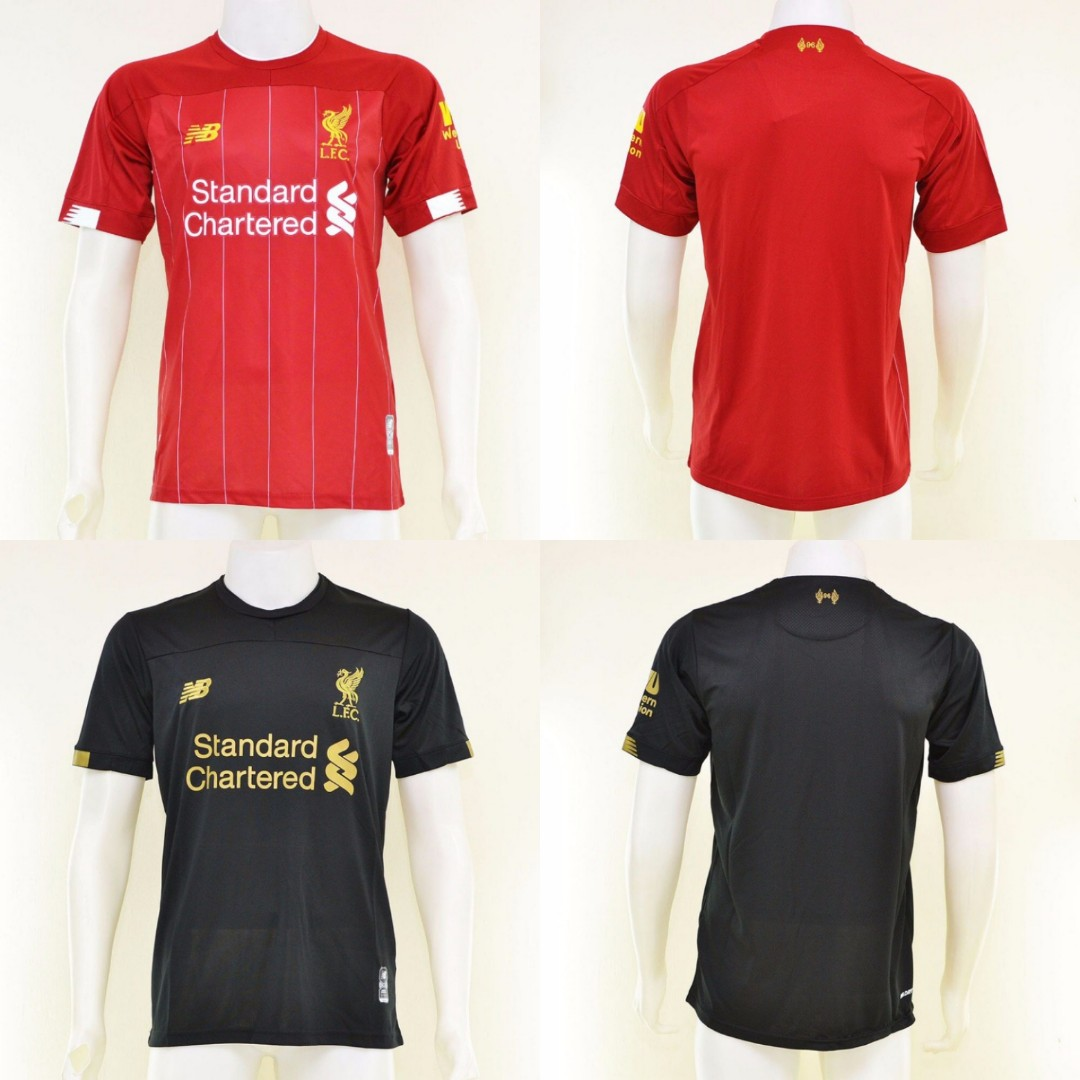 cheap for discount 02318 c5e0d Liverpool New Season 2019/2020 Player and Keeper Kit, Sports ...
