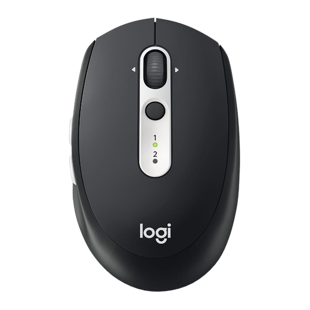 Brand New Logitech Wireless Bluetooth Multi-Device Multi-tasking Mouse M585