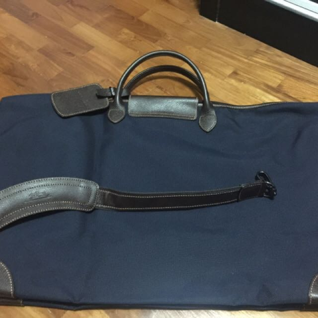 539dbf44cdce LONGCHAMP Boxford Travel Bag, Luxury, Bags & Wallets, Others on Carousell