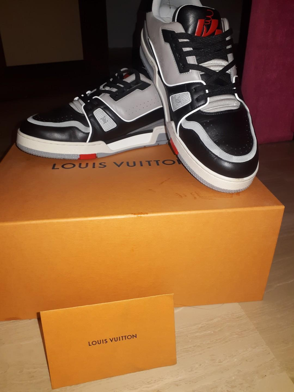 4784b0a1a84 Louis Vuitton Men's Shoe, Men's Fashion, Footwear, Sneakers on Carousell