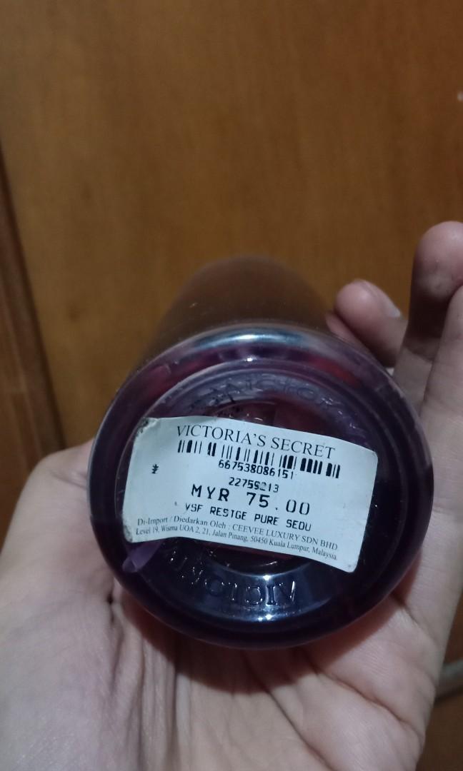 #maujam Body Mist Victoria Secret Pure Seduction 250 ml