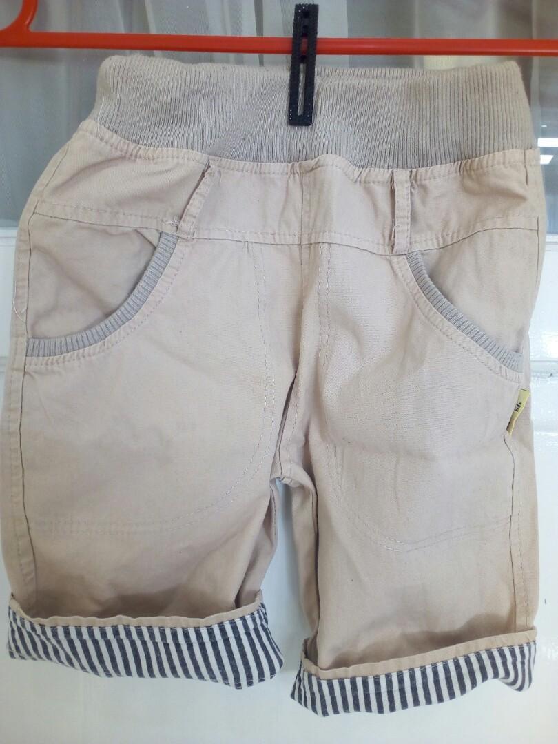 #maujam celana pendek anak