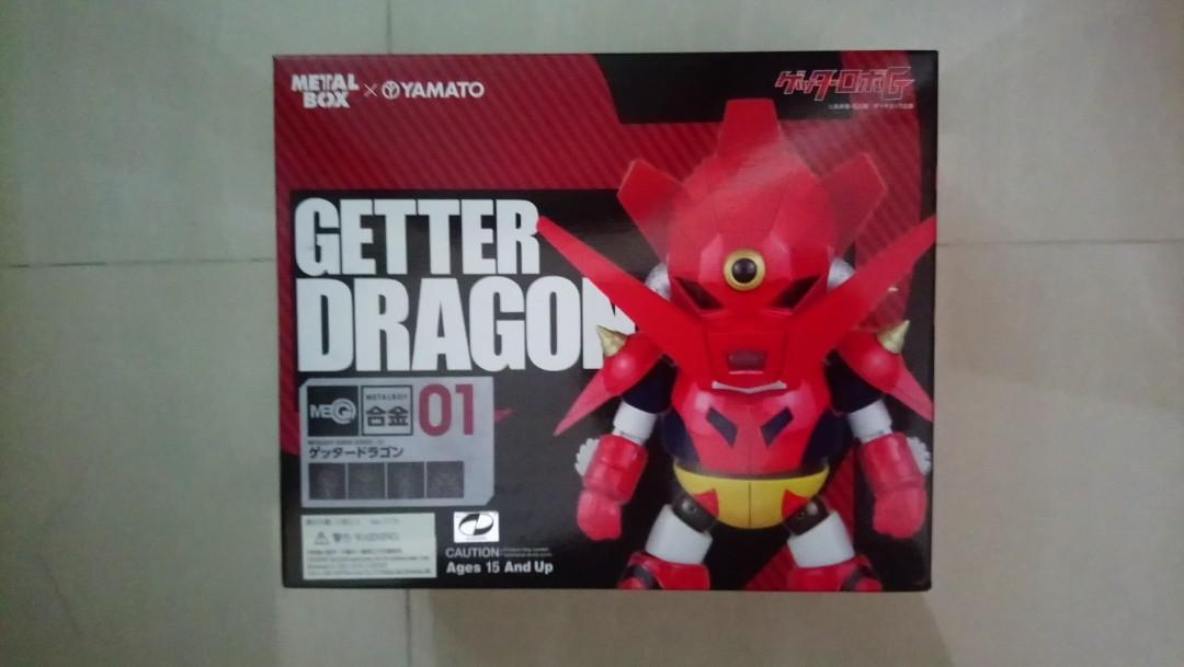 MB-01 GETTER DRAGON