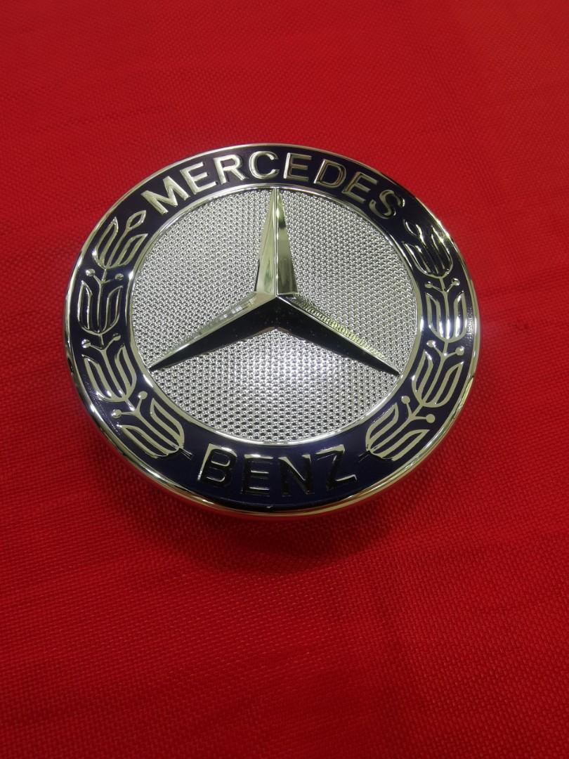 Mercedes Benz W204 頭冚章