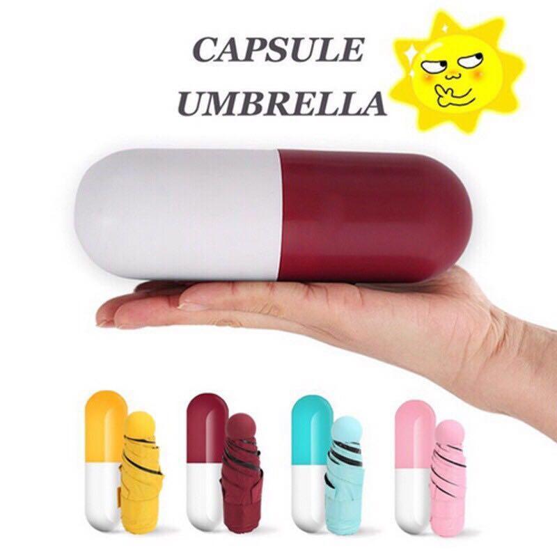 MINI capsule umbrella (PINK)