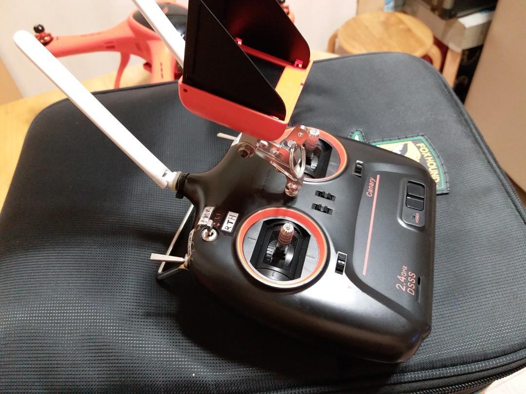 Minivet 朱雀1080HD 航拍機
