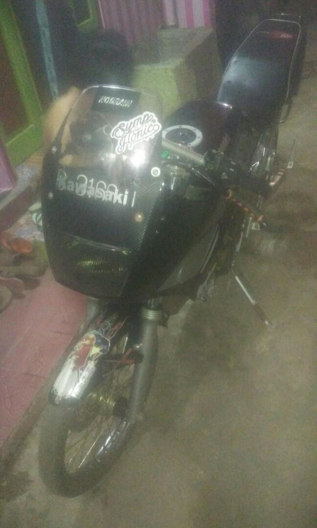 Motor ninja R 150cc tahun 2016