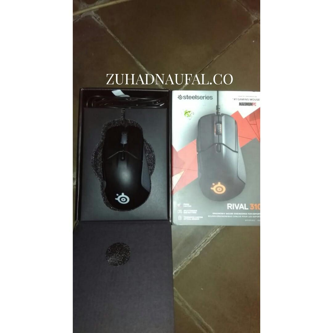 MOUSE GAMING STEEL SERIES RIVAL 310