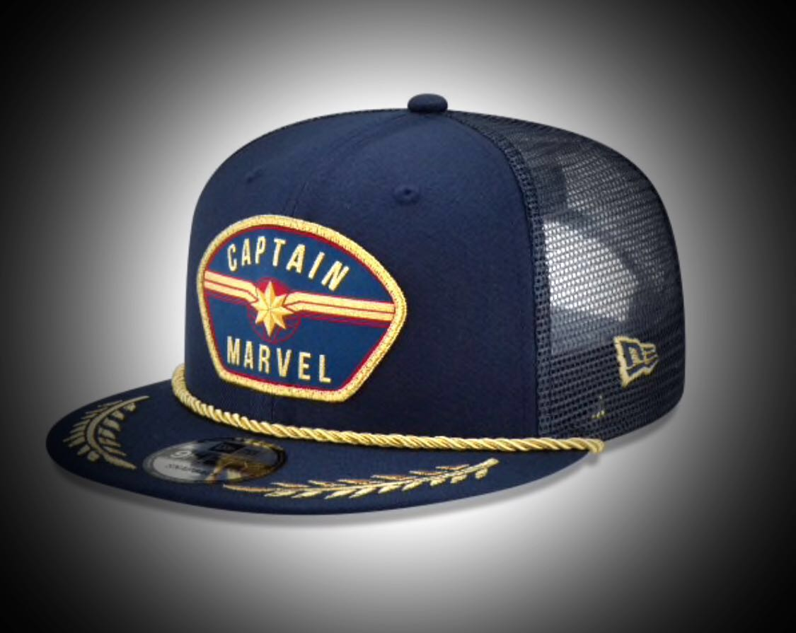 91aec8784 New Era Cap 🧢 CAPTAIN MARVEL PATCH 9FIFTY SNAPBACK 💯% authentic & brand- New 🔥IN STOCK NOW🔥, Men's Fashion, Accessories, Caps & Hats on Carousell