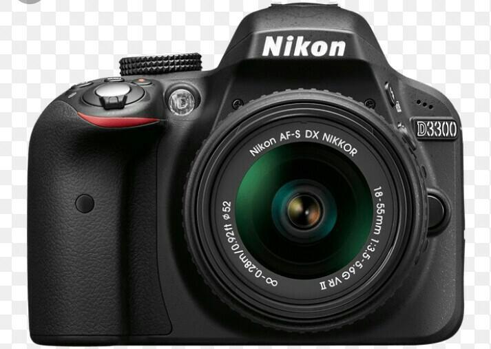Nikon D3300 kit Bisa cicilan tanpa kartu kredit
