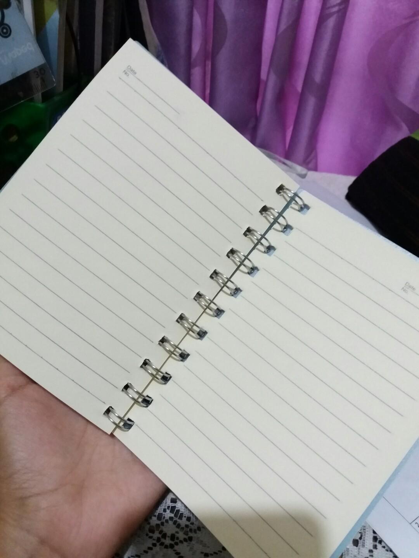 Notebook kecil