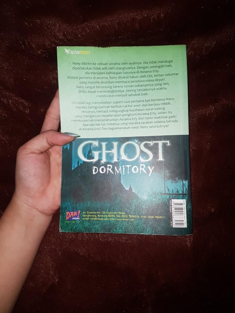 Novel Remaja {Ghost Dormitory}