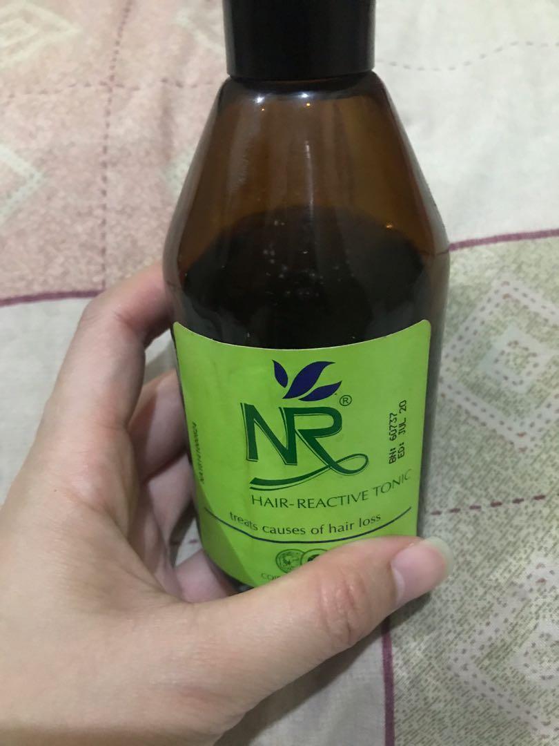 NR Reactive Hair Tonic