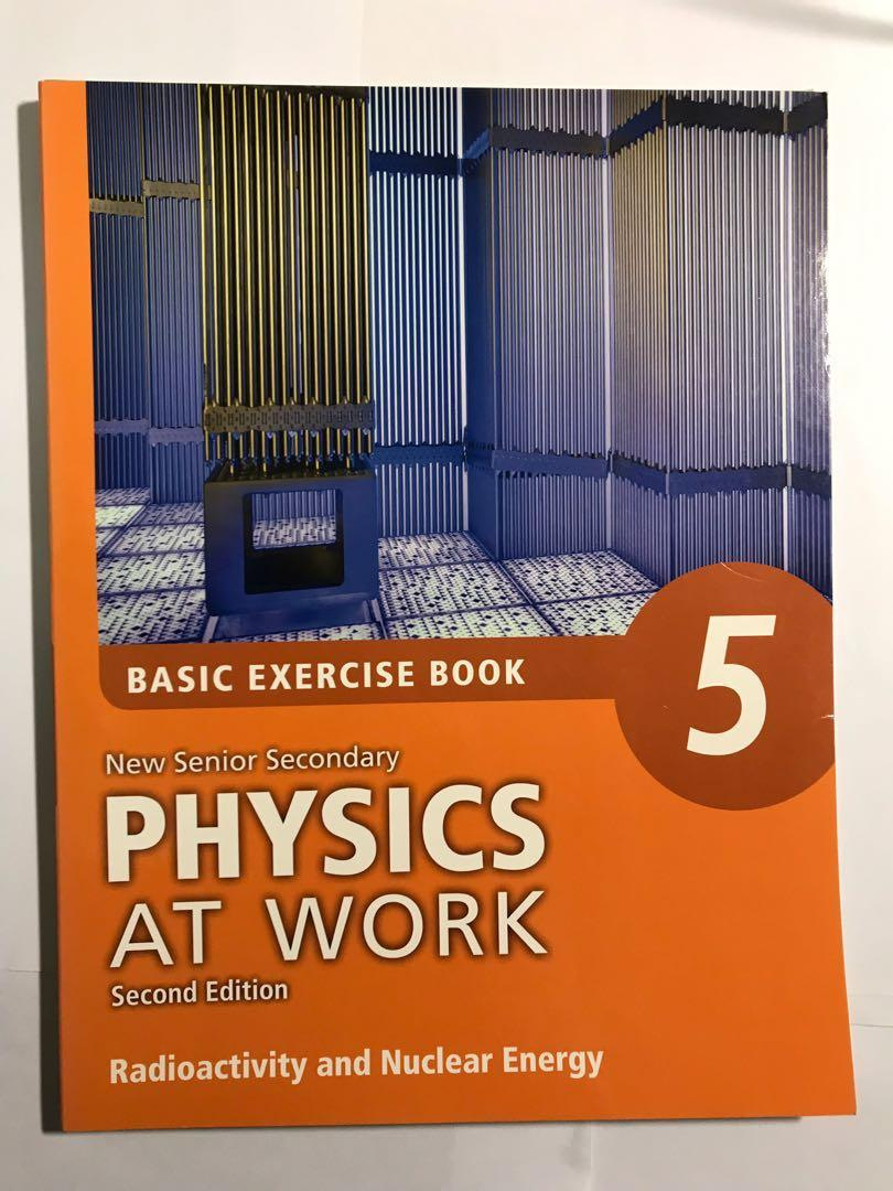 NSS Physics at Work Exercise Book 物理練習
