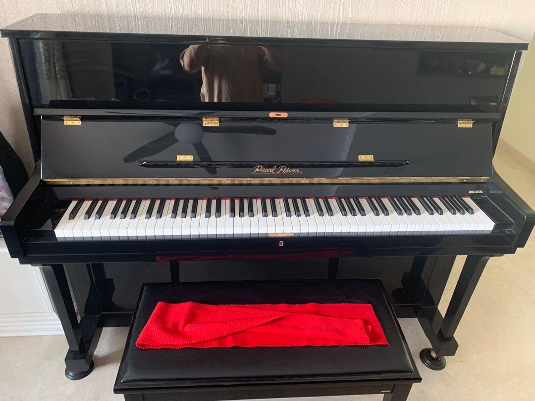 🎹PEARL RIVER PIANO UP115M2 EP for sale.