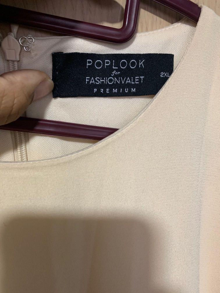 Poplook X Fashionvalet