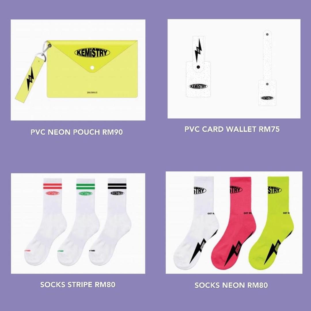[Pre-order] iKON OFFICIAL GOODS - PRIVATE STAGE KEMiSTRY