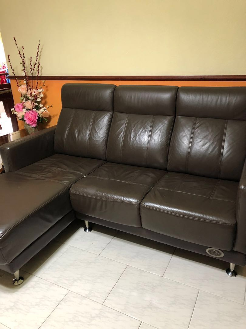Price Further Reduced Selling 3 Seater L Shaped Sofa Furniture