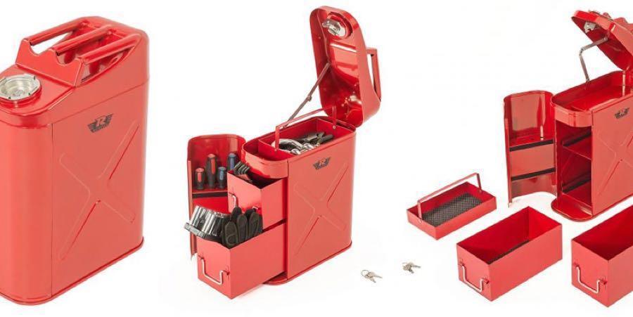 Rampage Trail car utilty storage/tool box