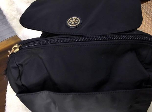 Reprice Tory Burch Backpack Authentic