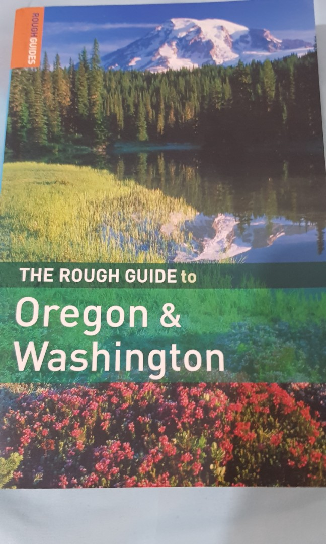 The rough guide to the pacific north west 4th edition: amazon. Co.