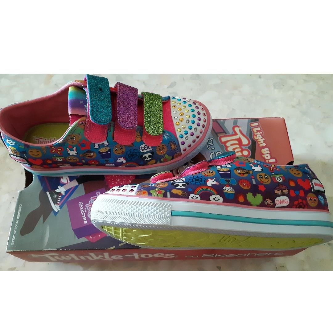 Skechers Girl Shoes