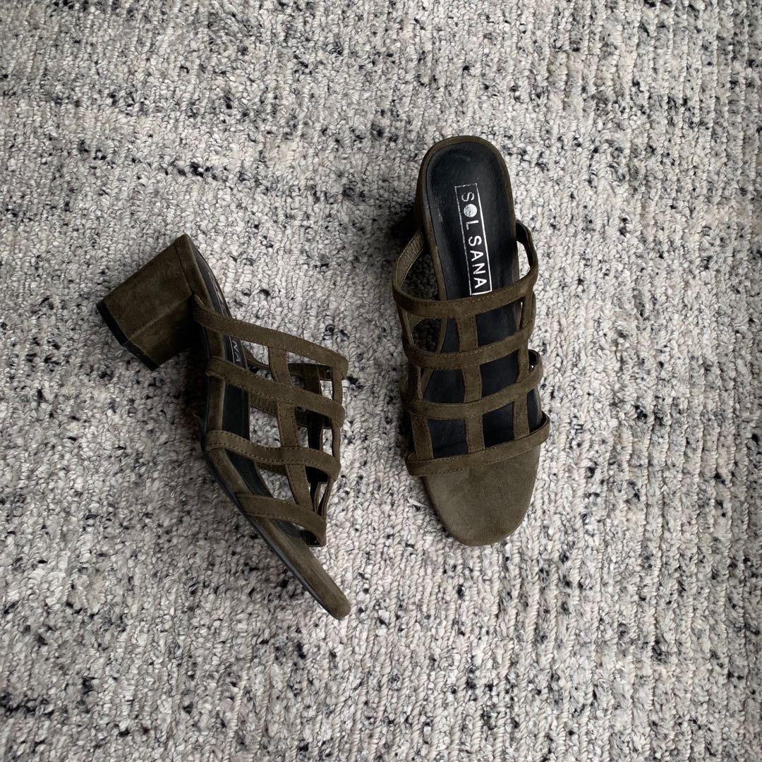Sol Sana Heeled Sandals