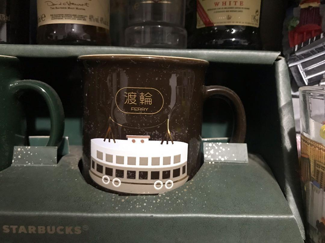 Starbucks esspresso mug HongKong