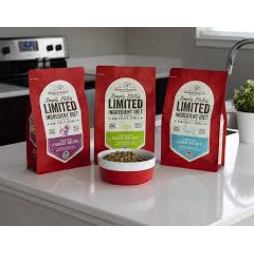 Stella & Chewy's Limited Ingredient Raw Coated Turkey Dry Dog Food